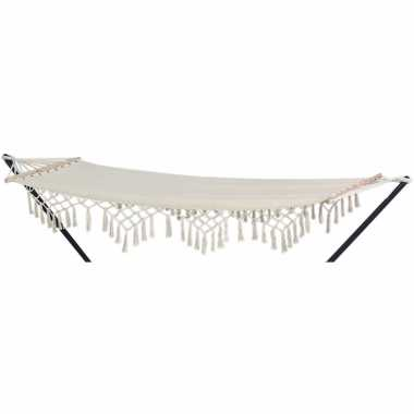 Lounge hangmat ibiza stijl