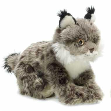 Lynx knuffeldieren 23 cm