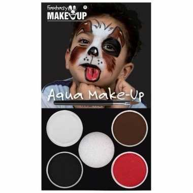 Make-up set dieren hond