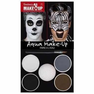 Make-up set dieren zebra