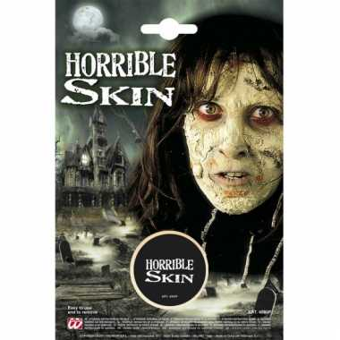 Make up voor een afschuwlijke huid