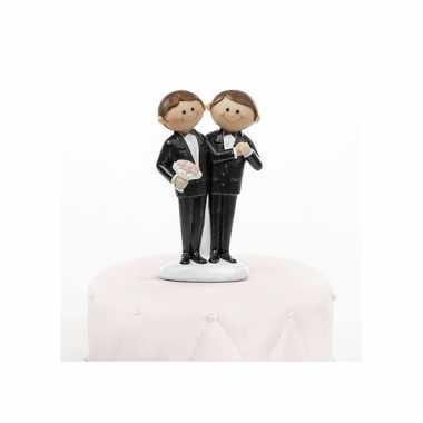 Mannen huwelijk trouwfiguren