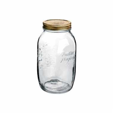 Mason jar smoothie beker 1500 ml