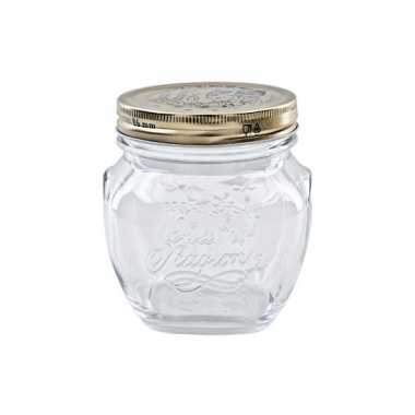Mason jar smoothie beker 200 ml