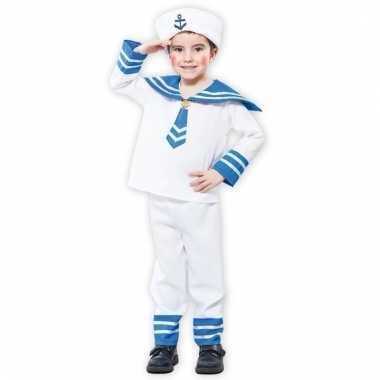 Matrozen verkleedkleding voor een jongen