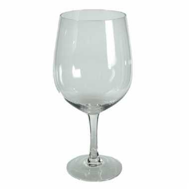 Mega wijnglas 750 ml