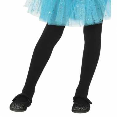 Meisjes maillot zwart 5-9 jaar