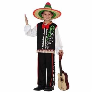 Mexico verkleedkleding voor jongens