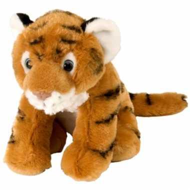 Mini knuffeltjes tijgers 20 cm