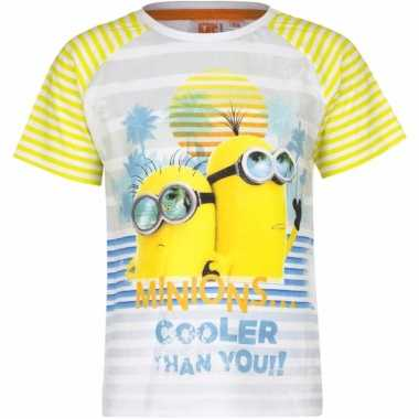 Minions kinder t-shirts cooler than you!