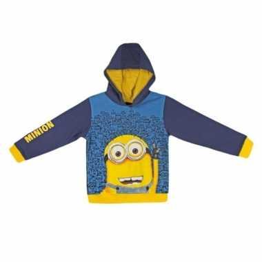 Minions sweatshirt voor jongens