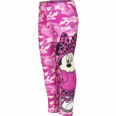 Minnie mouse kinderlegging roze