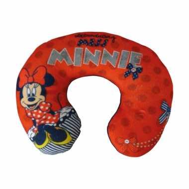 Minnie mouse reiskussentje