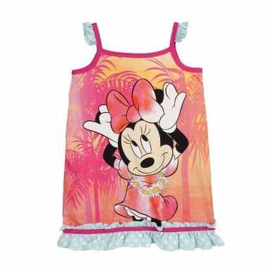Minnie mouse strandjurkje voor meiden