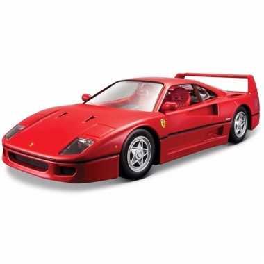 Model auto ferrari f40 1:24