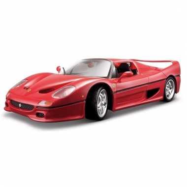 Model auto ferrari f50 1:18