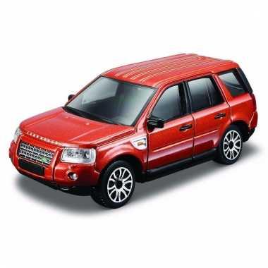 Model auto land rover freelander 1:43