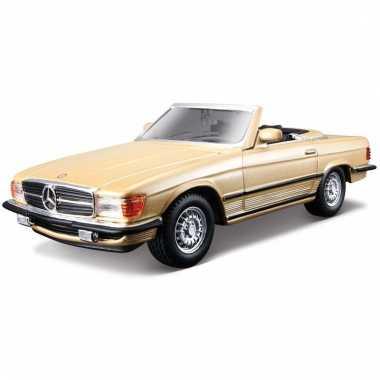 Model auto mercedes-benz 450 sl cabrio 1:32
