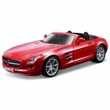 Model auto mercedes sls amg cabriolet 1:32