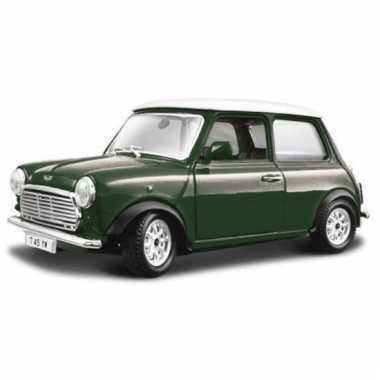 Model auto mini cooper 1969 1:24