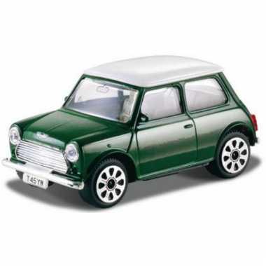Model auto mini cooper 1969 1:43