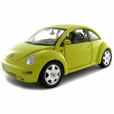 Model auto volkswagen beetle