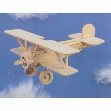 Model vliegtuigje bouwset