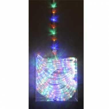 Multi color lichtslang met led lampjes 6 m