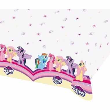 My little pony thema tafelkleed 180 cm