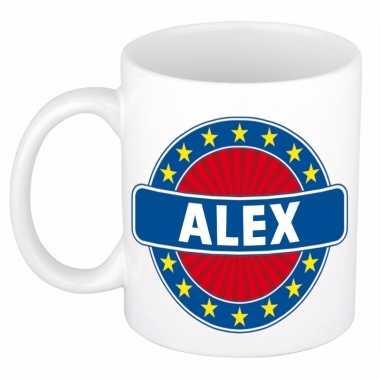 Naamartikelen alex mok / beker keramiek 300 ml