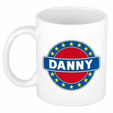 Naamartikelen danny mok / beker keramiek 300 ml