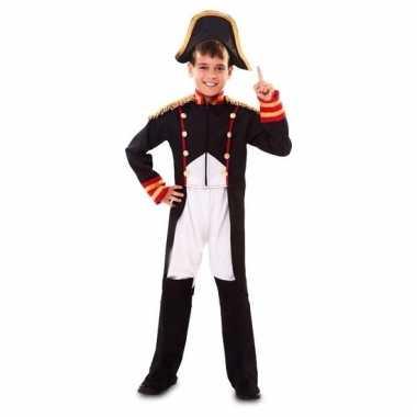 Napoleon geschiedenis kostuum voor jongens