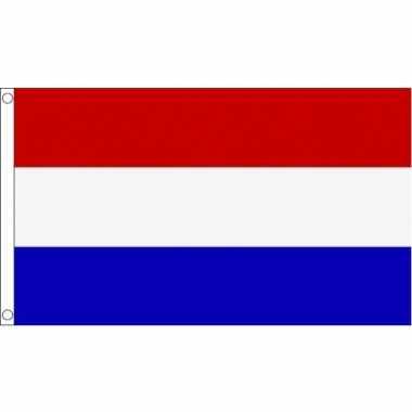 Nederlandse mega vlag 150 x 240 cm