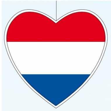 Nederlandse vlag hartjes