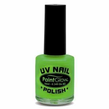 Neon groene nagellak blacklight