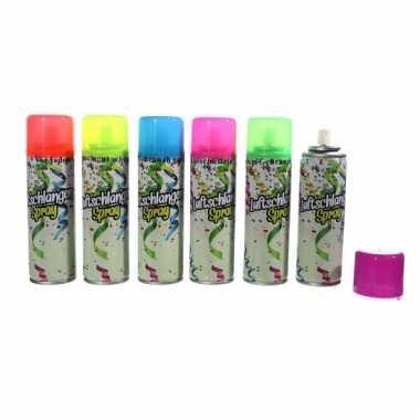 Neon serpentine spray 60 ml