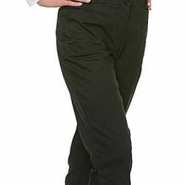 Nike driekwarts broek dames