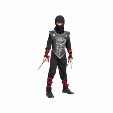 Ninja kinder kostuum