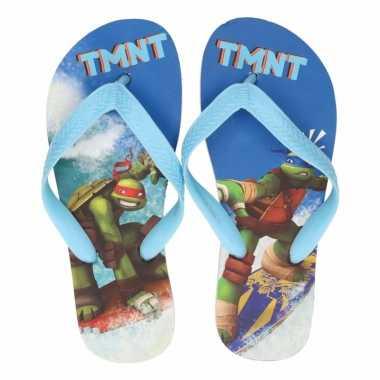 Ninja turtles kids slippers raphael en leonardo