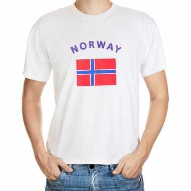 Noorse vlag t- shirts
