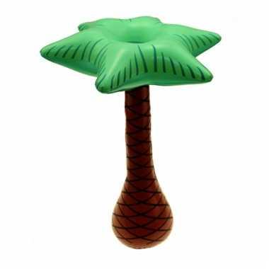 Opblaasbare decoratie palmboom 70 cm