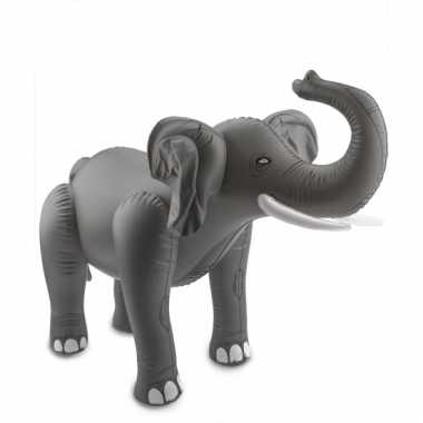 Opblaasbare olifant 60 x 75 cm