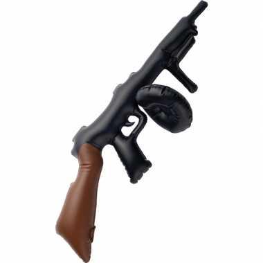 Opblaasbare speelgoed geweer