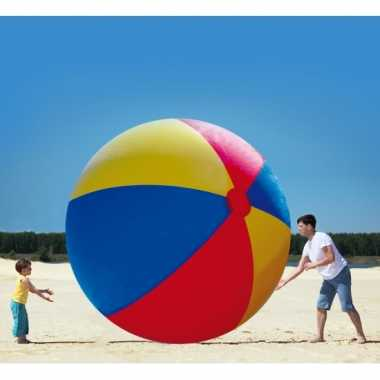 Opblaasbare strandbal 3 meter