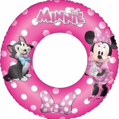 Opblaasbare zwemring disney minnie mouse
