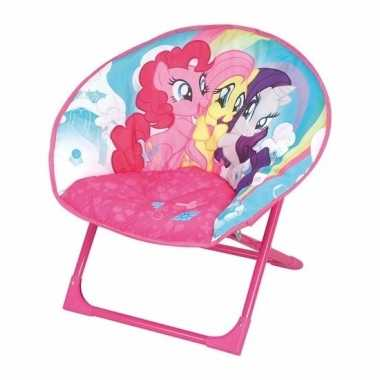 Opvouwbare my little pony stoel