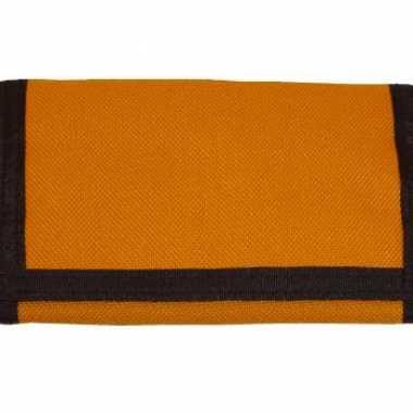 Oranje portefeuile