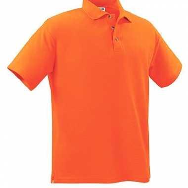 Oranje t-shirt voor kids