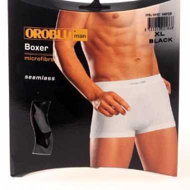 Oroblu boxershort voor heren