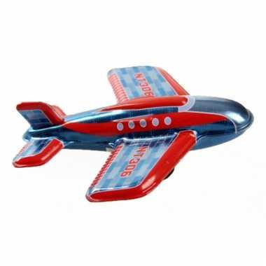 Oud speelgoed vliegtuigje nt306 11 cm
